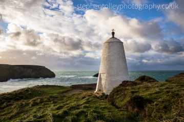 The 'Pepper pot' at Portreath