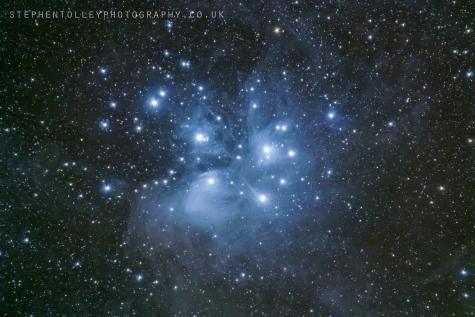 M45 The Pleaides